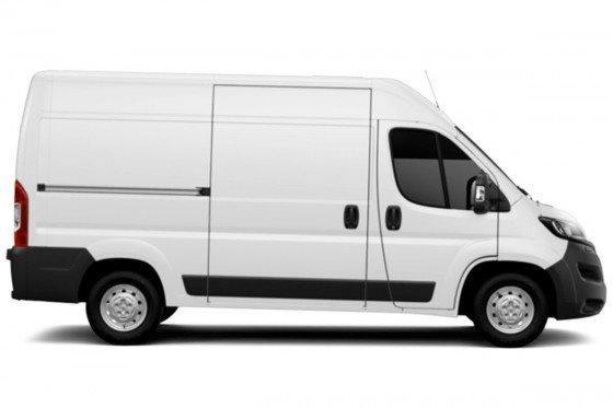MWB HiTop Van